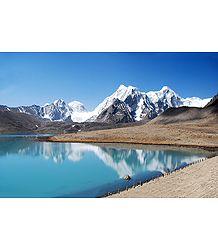 Buy Photo Print - Gurudongmar Lake, Gangtok
