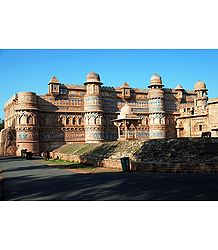 Gwalior Fort - Madhya Pradesh, India - Photographic Print