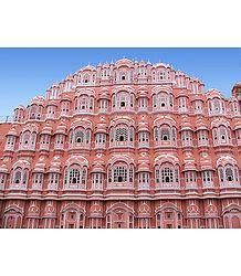 Hawa Mahal - Jaipur, Rajasthan, India