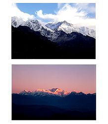 Magnificent Himalayas, India - 2 Photo Prints