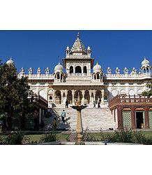 Sat Taal Jain Temple - Jodhpur, Rajasthan, India