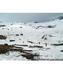 Snow Covered Katao Valley -  Photo Print