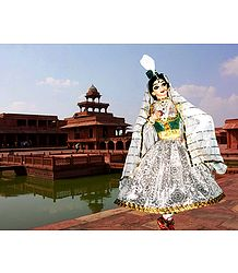Kathak Dancer Photo - Unframed Photo Print on Paper