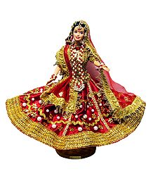 Photo Print of Kathak Dancer