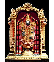 Lord Balaji - Photographic Print