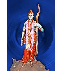 Lord Rama - Photographic  Print