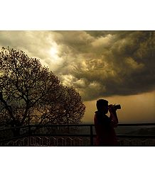 Photographar's Muse - Clouds in Mussoorie, Uttarakhand, India