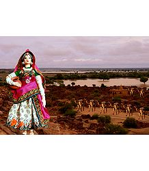 Panihari Picture - Unframed Photo Print on Paper