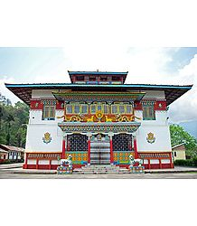 Phodong Monastery - Photo Print