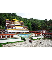 Ranka Monastery - East Sikkim, India