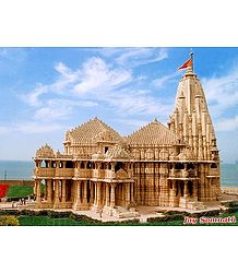 Somnath Temple, Gujarat, India - Photographic Prints