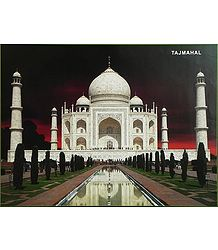Tajmahal - The Monument of Love