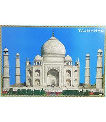 Taj Mahal - The Monument of Love