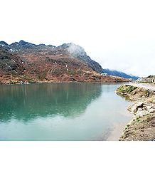 Tsomgo Lake, Gangtok - East Sikkim, India - Photo Print