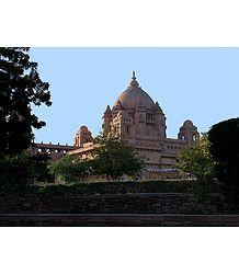 Umaid Bhawan Palace - Jodhpur, Rajasthan, India