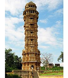 Victory Tower - Chittorgarh - Rajasthan, India