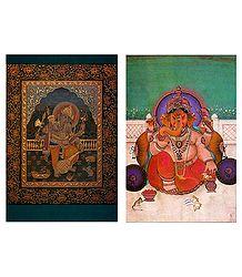 Lord Vinayak Postcards