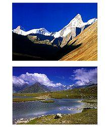 Mountain View Postcards