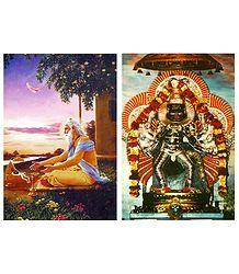 Narasinghavatar and Advaita Acharya