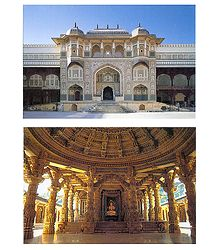 Palace & Temple of Rajasthan