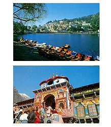 Badrinath Temple & Nainital Lake