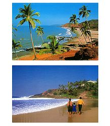 shop Online Goa and Kovalam Beach Pictures