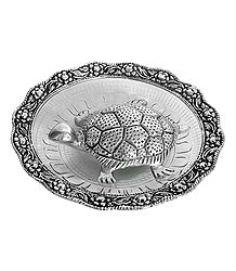 Metal Vastu Tortoise Yantra