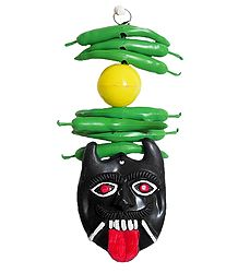 Lemon and Green Chillies - Remover of Bad Omen