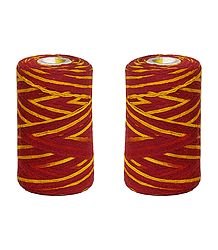 Set of 2 Mauli - Sacred Hindu Thread