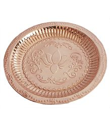 Ritual Copper Thali
