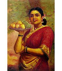 Maharashtrian Lady