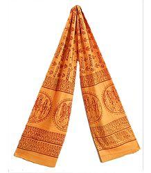 Buy Online Namavali with Sri Sita Ram Print