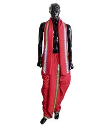 Ready to Wear Dhoti, Angavastram