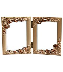 Carved Photo Frame