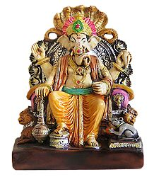 Buy Resin Ganesha Statue