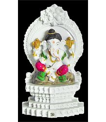 Lord Ganesha - Resin Statue