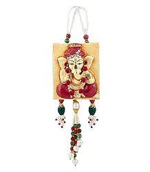 Buy Hanging Resin Ganesha