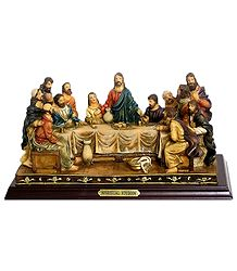 The Last Supper - Resin Statue