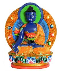 Buy Medicine Buddha - Resin Statue