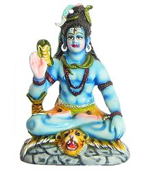 Lord Shiva - Resin Statue