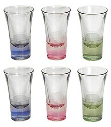 Set of 6 oz Shot Glass