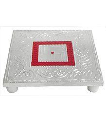 Ritual Seat for Deity