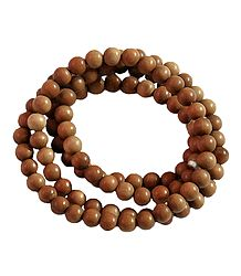Wood Beads Japamala
