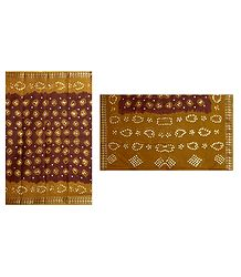 Buy Online Cotton Bandhni Saree