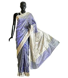 Pashmina Silk Saree from Banaras