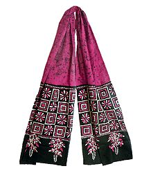 Buy Cotton Batik Scarf
