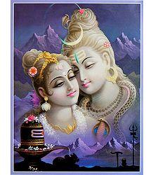 Shiva and Parvati - Shop Online