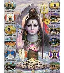 Twelve Jyotirlangas of Shiva