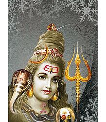 Lord Shiva - Poster