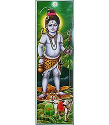 Young Shiva